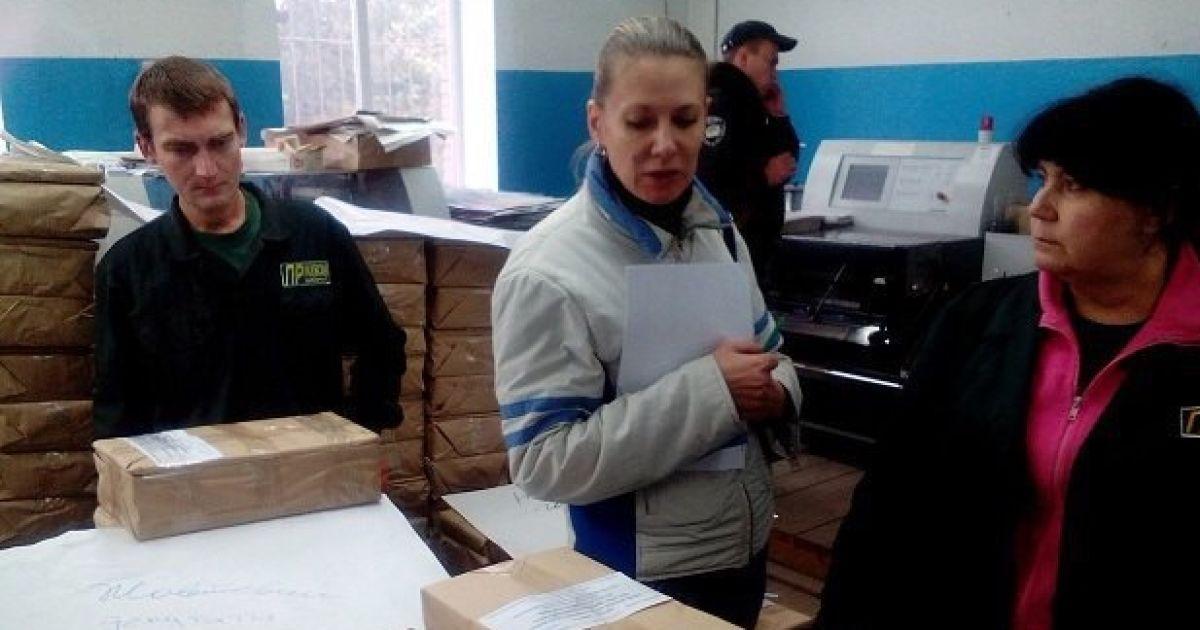 Выборы в Мариуполе под угрозой срыва. @ ТСН