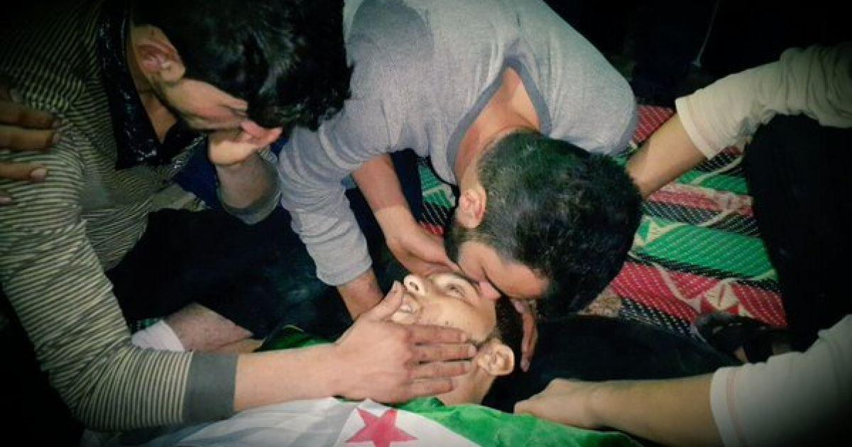Сирійський журналіст зняв на відео власну смерть від російського авіаудару