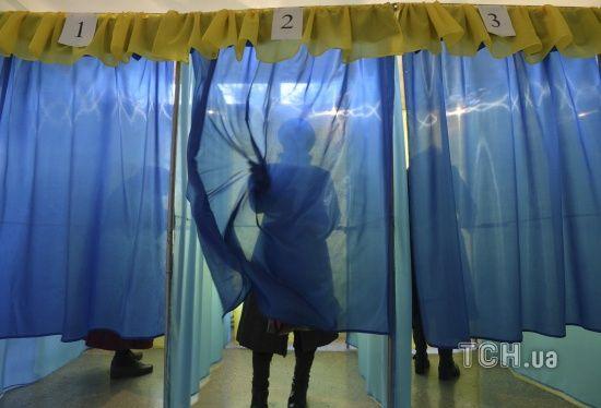 ЦВК призначила вибори у 202 об'єднаних територіальних громадах
