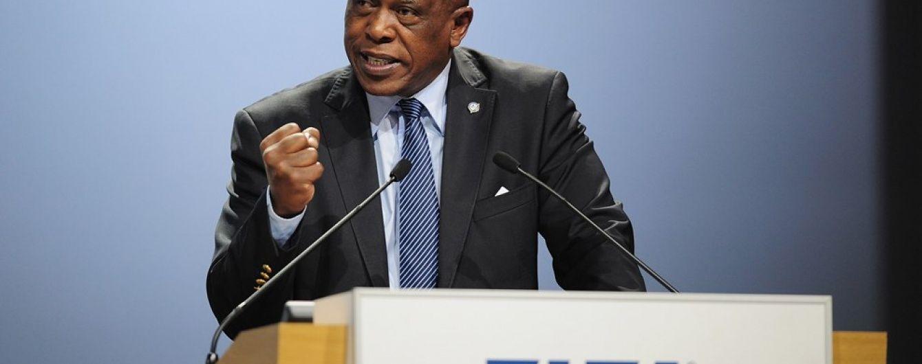 Бывший политзаключенный будет бороться за кресло президента ФИФА