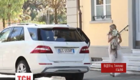 ТСН получила эксклюзивное видео со свадебной церемонии Константина Меладзе и Веры Брежневой