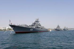 Россия закрыла для судоходства район в Черном море у границ Украины - СМИ
