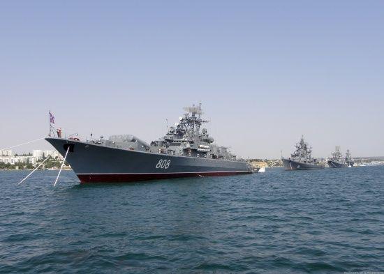 Росія закрила для судноплавства район у Чорному морі біля кордонів України - ЗМІ