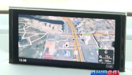 Тест-драйв авто, которое раздает интернет