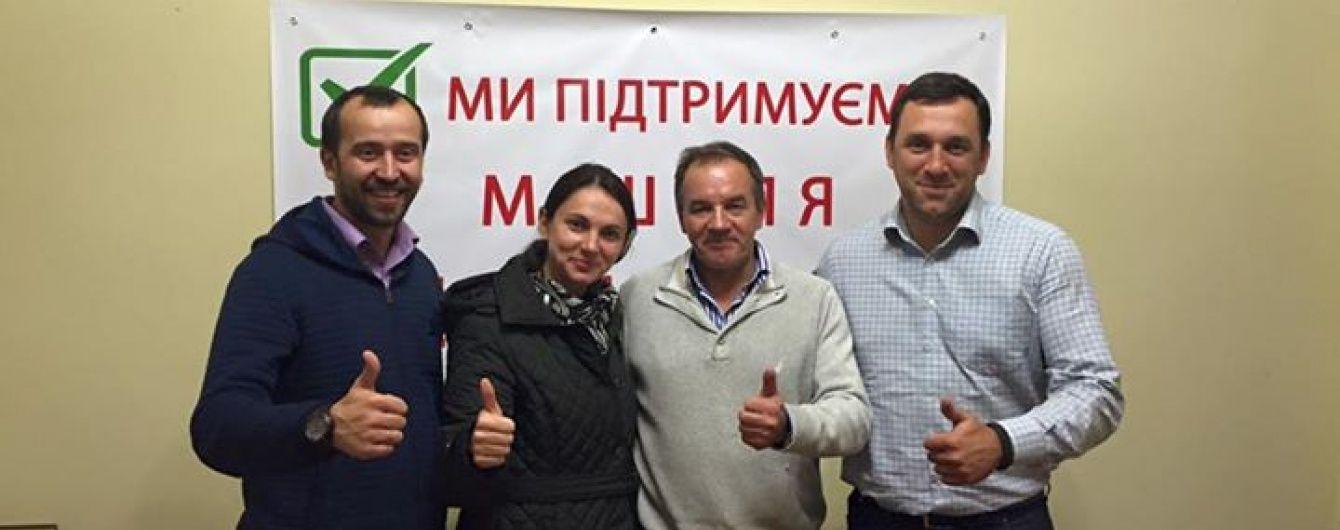 62-летний мэр Глухова женится на экс-депутатке из Киева