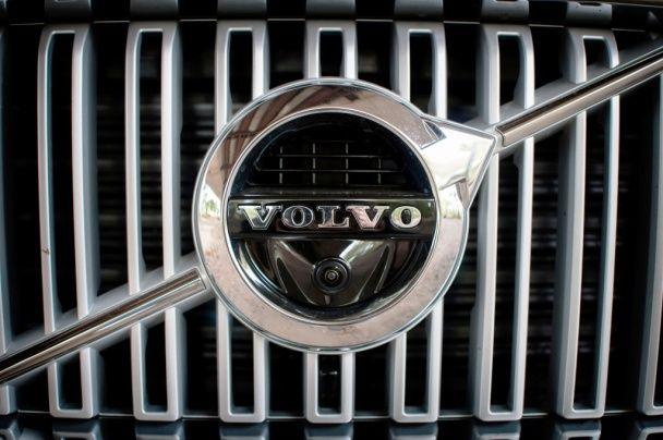 Видеотест-драйв VOLVO XC90