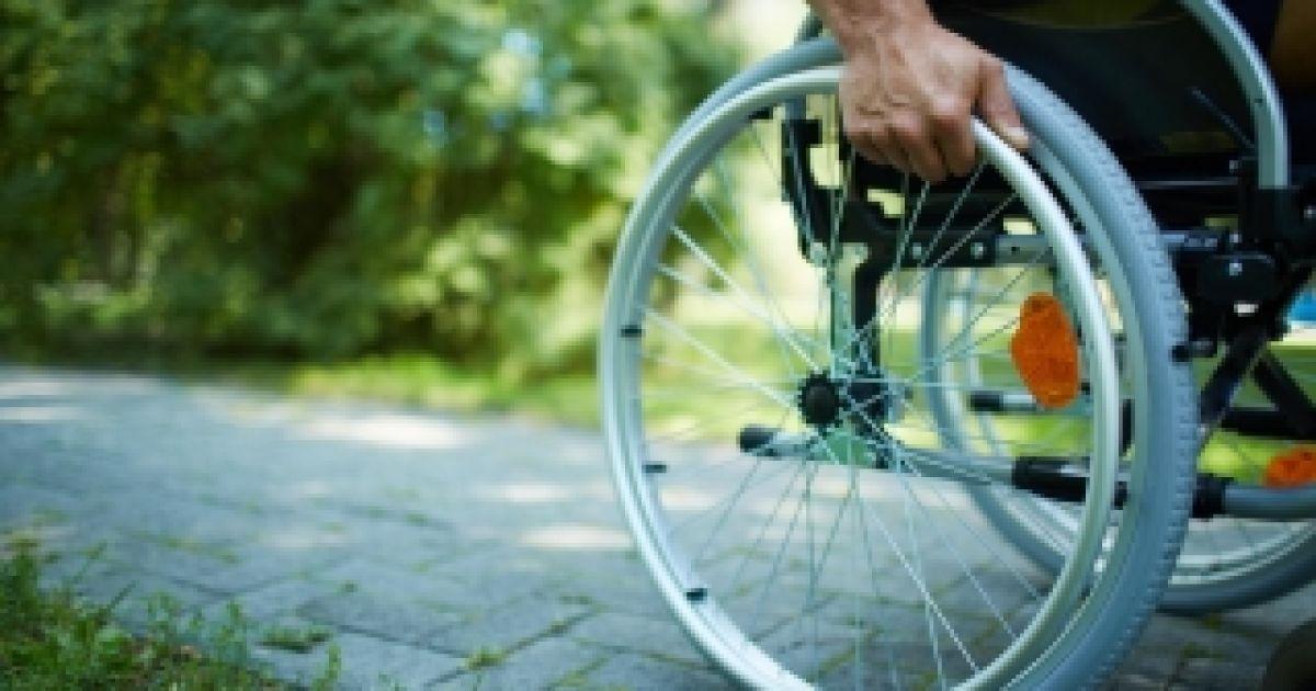 Город глазами инвалидов: Соломия Витвицкая проведет день в инвалидной коляске. Смотрите онлайн