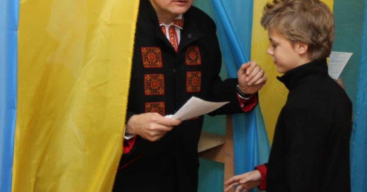 Во Львове состоится второй тур выборов мэра - горизбирком