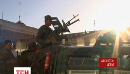 Афганістан просить у Кремля зброї