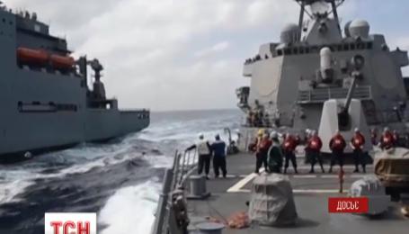 Между США и Китаем разгорелся военно-морской скандал