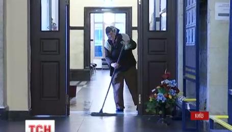 Киев отстает в подсчете голосов