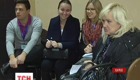 Після ночі змушеної перерви Харківська міська виборча комісія зранку поновила роботу