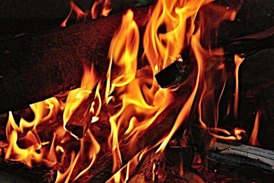 У Кропивницькому чоловік до смерті забив жінку та спалив її тіло