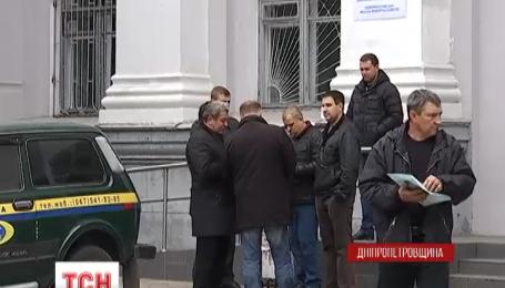 На Днепропетровщине разворачивается скандал с горизбиркомом