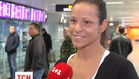 В Украину вернулась Оксана Мастерс