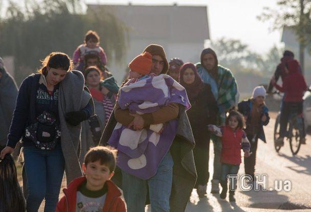 Втеча заради виживання. Фотографи показали обличчя мігрантів, які тікають від війни
