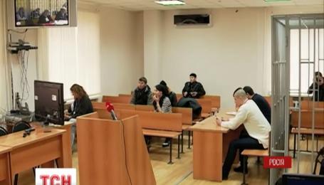 Первое сопротивление двух украинских заключенных в Верховном суде Чечни