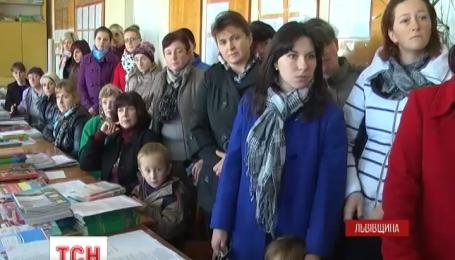 На Львівщині 400 учнів не ходять до школи через холоднечу