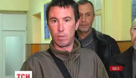 З Німеччини після протезування повернувся боєць АТО Віктор Жуков