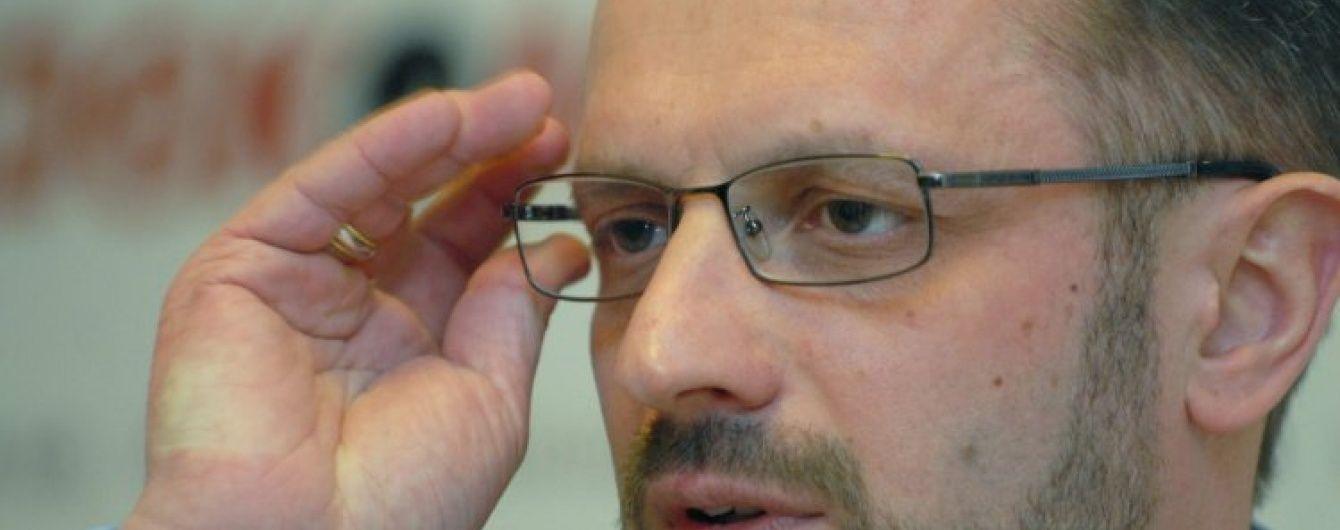 Безсмертний запевнив, що ніякий законопроект про вибори у Мінську не обговорювали