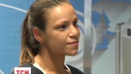 В Украину прилетела американская спортсменка Оксана Мастерс