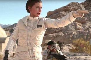 """Хан Соло, Дарт Вейдер и принцесса Лейя. В Сети показали основных героев игры """"Star Wars Battlefront"""""""