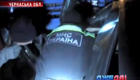 В Черкасской области произошла смертельная авария
