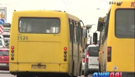 За украинскими маршрутками на дорогах следят израильские системы видеонаблюдения