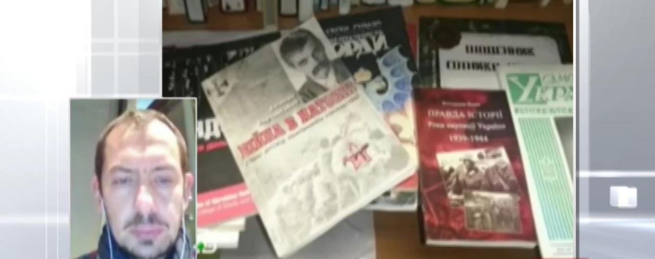 В Москве задержали директора Библиотеки украинской литературы — СМИ