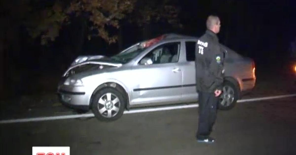 Ужасное ДТП в Киеве: иномарка разорвала 50-летнего пешехода на части