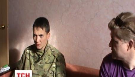 Як перший допит Надії Савченко зробив її винною в смерті російських журналістів