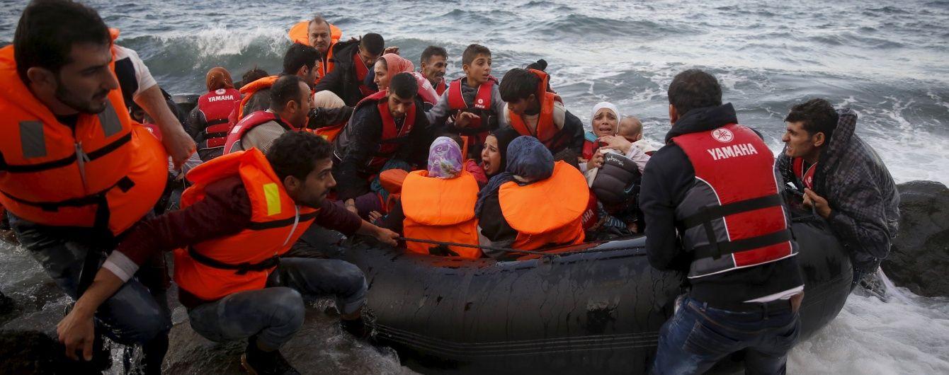 Біля берегів Туреччини затонув човен із біженцями, десятки людей загинули
