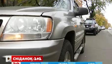 В Україні активізувалися крадії автомобілів