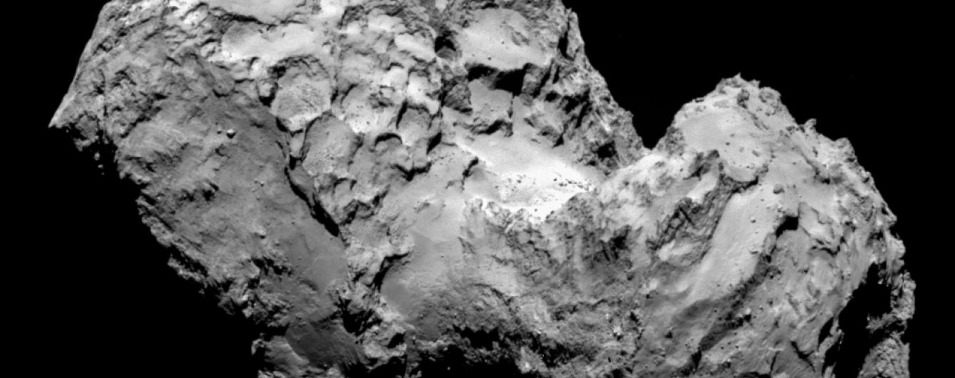 """На """"українській"""" кометі через рік виявили втрачений модуль """"Філи"""""""