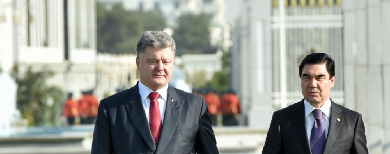 Туркменістан готовий збільшити поставки пального в Україну