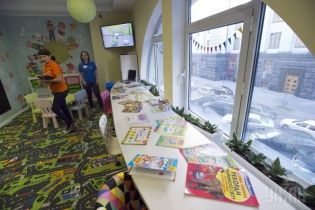 У Верховній Раді відкрили дитячу кімнату із онлайн-трансляцією