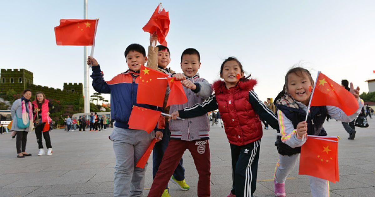 """У Китаї відмовилися від """"політики однієї дитини"""". Інфографіка"""