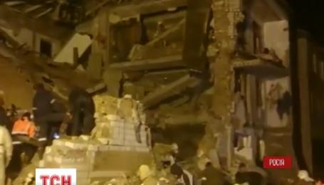 В Хабаровском крае в воздух взлетел трехэтажный жилой дом