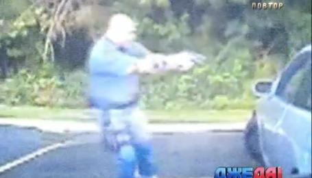 В Южной Каролине полицейский застрелил водителя, который не остановился