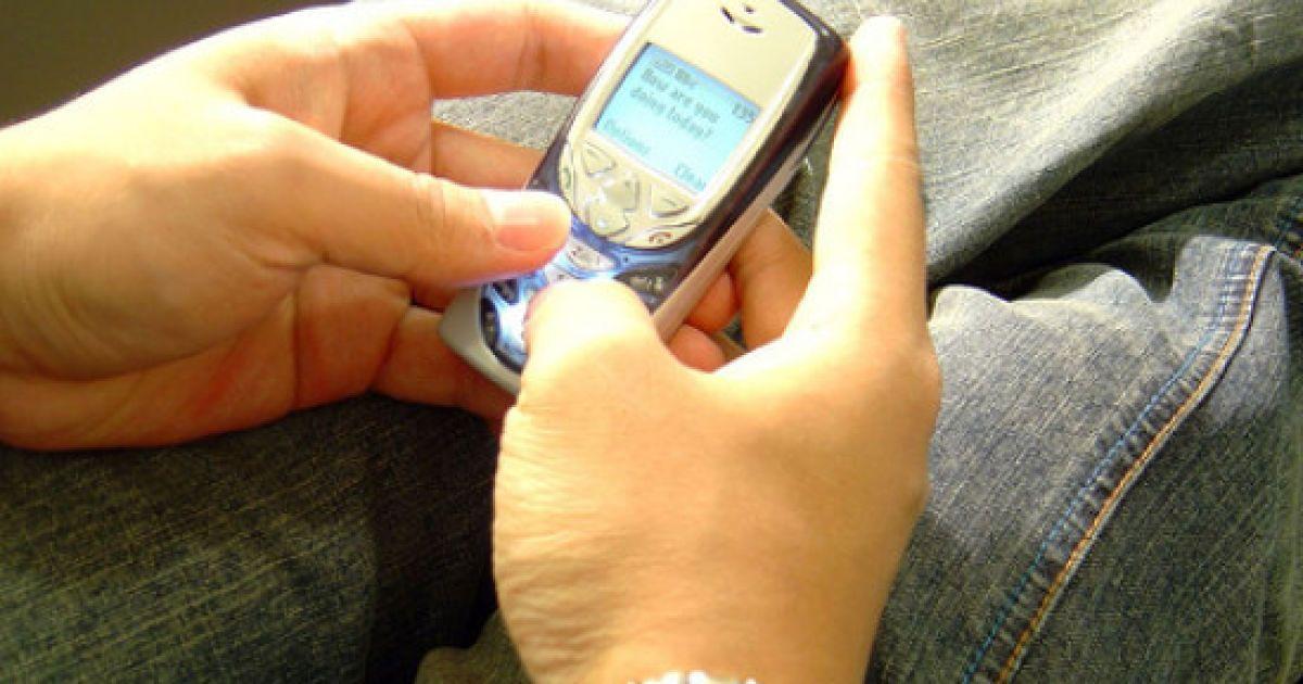 Киевлян будут предупреждать о снегопадах SMS