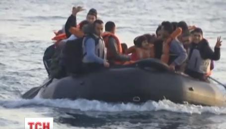 Понад два десятки мігрантів потонули в Егейському морі, намагаючись дістатися грецького берега