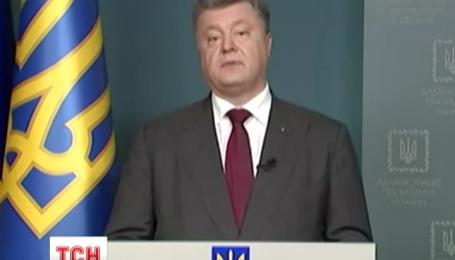 Президент Украины прокомментировал результаты выборов в органы местного самоуправления