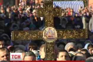 У Києві відбулося незвичайне 100-тисячне паломництво