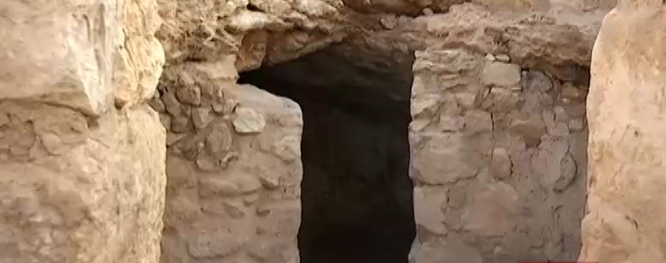 Християнська сенсація: знайдено печеру, в якій переховувалися учні Ісуса Христа