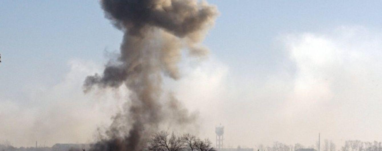 У ГПУ озвучили причину вибухів на складі боєприпасів у Сватовому