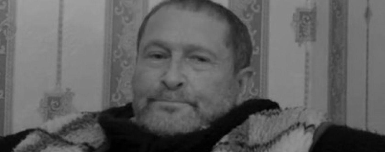 В Москве застрелили поэта Виктора Гофмана