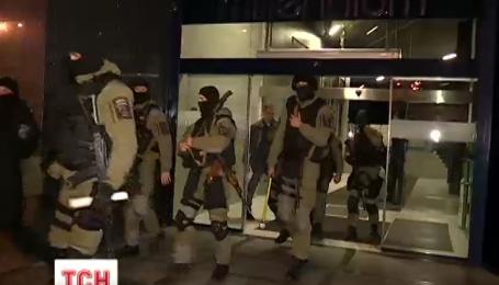 В столице прошли обыски, направленные против членов партии «Укроп»