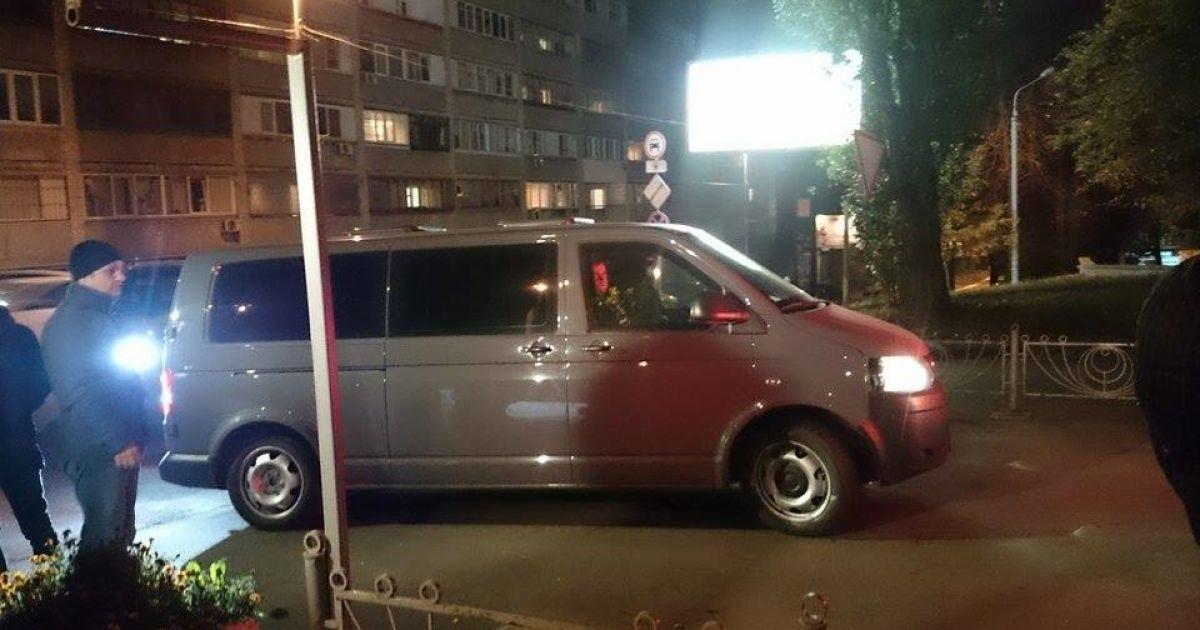 Корбана привезли в Киев @ ТСН.ua