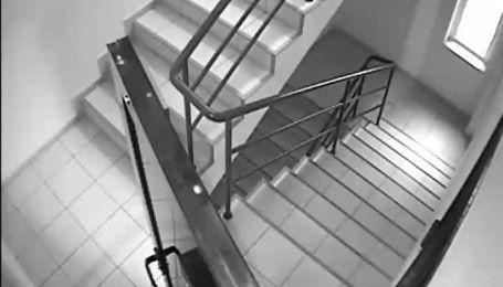 Обшуки в офісі політради партії УКРОП. Відео з камер спостереження