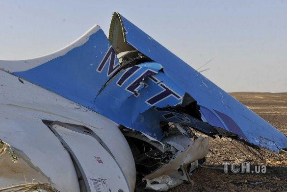 Фото з місця падіння літака в Єгипті_6